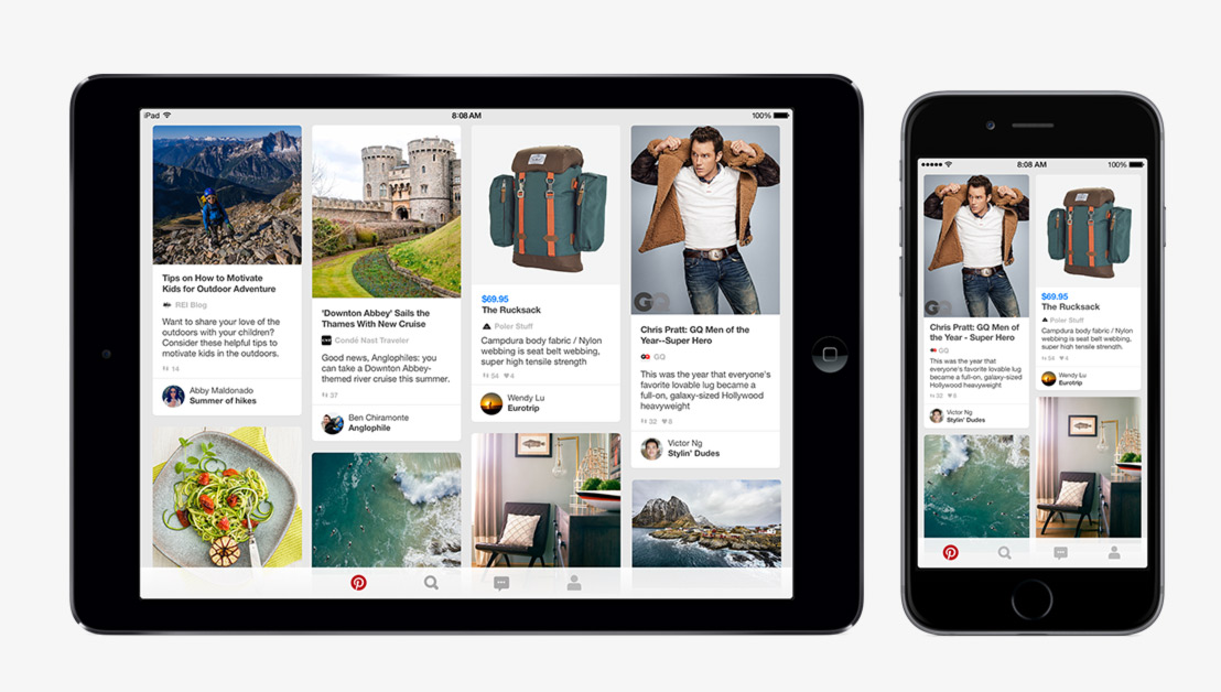 Presse was ist pinterest for Fotos pinterest