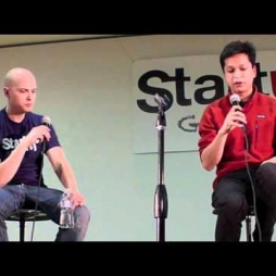 Pinterest CEO, Ben Silbermann, speaking at Startup Grind [HD]