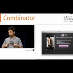 Ben Silbermann Pinterest Stanford Startup School 2012 Part 1 of 2